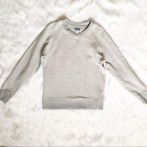 J. Crew Vintage Fleece Crew Neck Sweatshirt